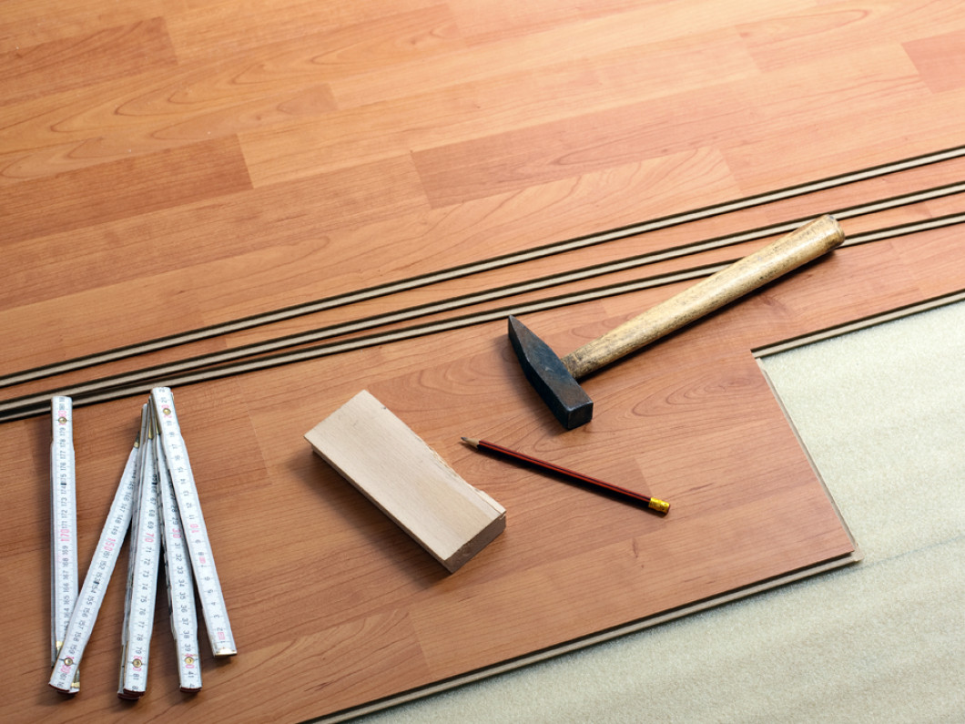 Is laminate flooring right for your space?
